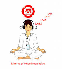 The Root Cause of Your Money Troubles And The Solution - image Healing-Muladhara-Root-Base-First-Chakra on https://www.rudrakshabenefits.com